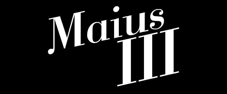 Logo Maius III