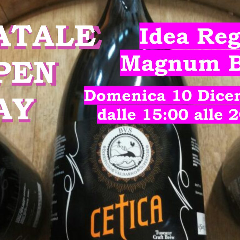 NATALE OPEN DAY