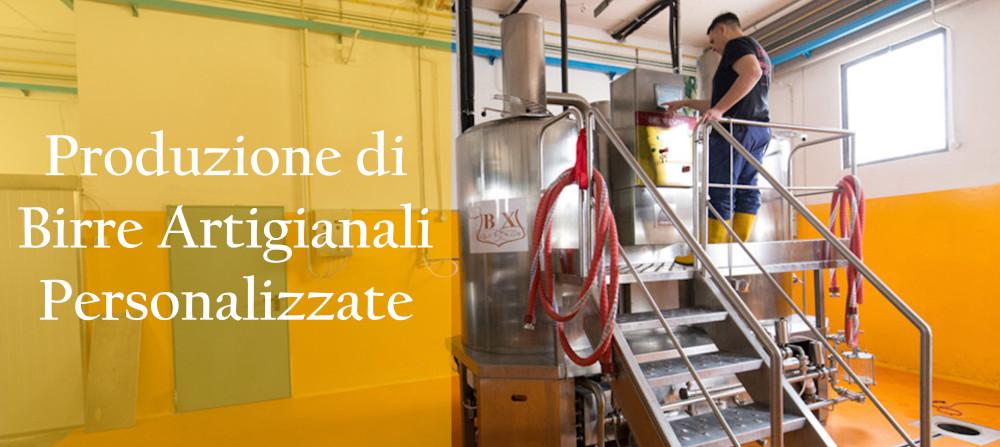 produzione birra artigianale personalizzata 2